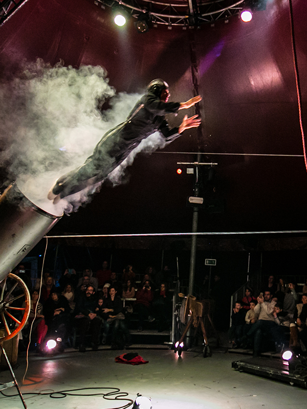 L'HOMME CIRQUE THE SHOW